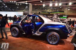 Fotos Salón de Tokio 2017 – Concept Cars Foto 296