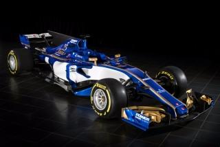 Fotos Sauber C36 F1 2017