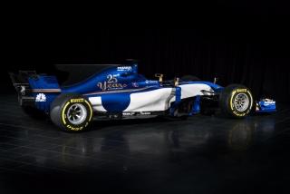 Fotos Sauber C36 F1 2017 - Foto 4
