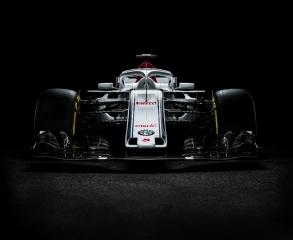 Fotos Sauber C37 F1 2018 Foto 4