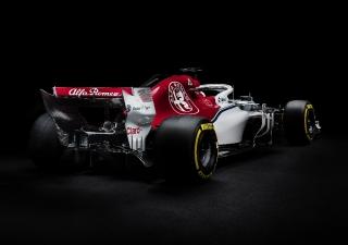 Fotos Sauber C37 F1 2018 Foto 5
