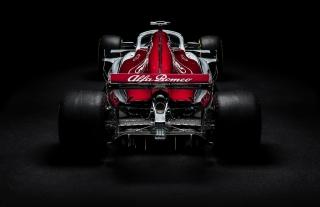 Fotos Sauber C37 F1 2018 - Miniatura 6