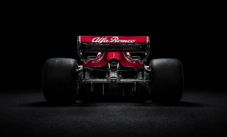 Fotos Sauber C37 F1 2018 - Miniatura 7