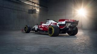Las fotos del Alfa Romeo C41 de F1 2021 - Miniatura 5