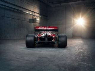 Las fotos del Alfa Romeo C41 de F1 2021 - Miniatura 8