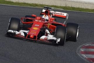 Foto 2 - Fotos Sebastian Vettel F1 2017