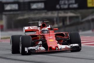 Fotos Sebastian Vettel F1 2017 Foto 5