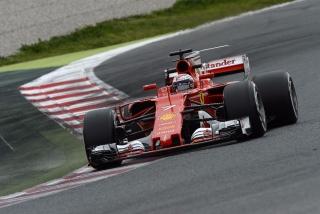 Fotos Sebastian Vettel F1 2017 Foto 7