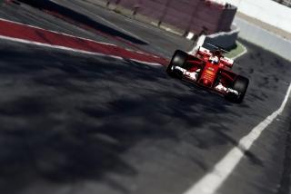 Fotos Sebastian Vettel F1 2017 Foto 9