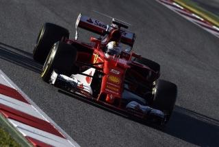 Fotos Sebastian Vettel F1 2017 Foto 10