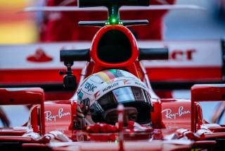 Foto 1 - Fotos Sebastian Vettel F1 2017