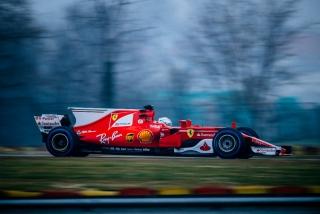 Foto 3 - Fotos Sebastian Vettel F1 2017