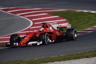 Fotos Sebastian Vettel F1 2017 Foto 13