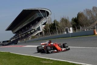 Fotos Sebastian Vettel F1 2017 Foto 14