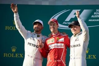 Fotos Sebastian Vettel F1 2017 Foto 22