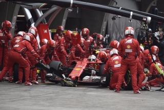 Fotos Sebastian Vettel F1 2017 Foto 26