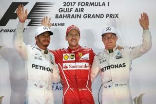Fotos Sebastian Vettel F1 2017 Foto 34