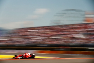 Fotos Sebastian Vettel F1 2017 Foto 35