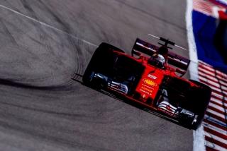 Fotos Sebastian Vettel F1 2017 Foto 38