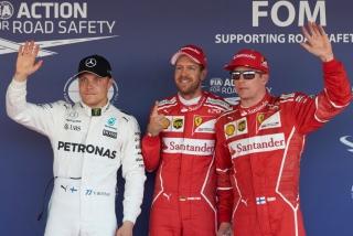 Fotos Sebastian Vettel F1 2017 Foto 39