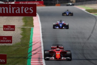 Fotos Sebastian Vettel F1 2017 Foto 42