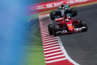 Fotos Sebastian Vettel F1 2017 Foto 44