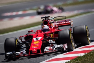 Fotos Sebastian Vettel F1 2017 Foto 50