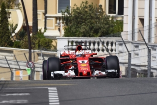 Fotos Sebastian Vettel F1 2017 Foto 52