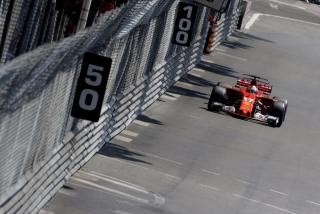 Fotos Sebastian Vettel F1 2017 Foto 56