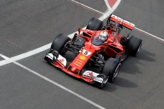 Fotos Sebastian Vettel F1 2017 Foto 65