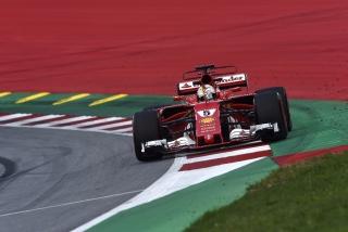 Fotos Sebastian Vettel F1 2017 Foto 69