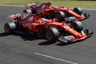 Fotos Sebastian Vettel F1 2017 Foto 73