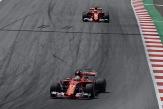 Fotos Sebastian Vettel F1 2017 Foto 77