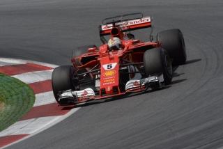Fotos Sebastian Vettel F1 2017 Foto 78