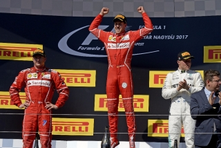Fotos Sebastian Vettel F1 2017 Foto 80