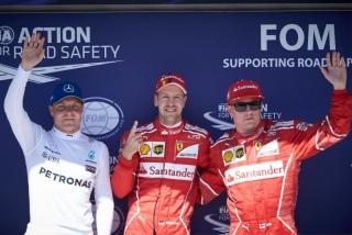 Fotos Sebastian Vettel F1 2017 Foto 83