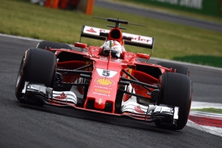 Fotos Sebastian Vettel F1 2017 Foto 84