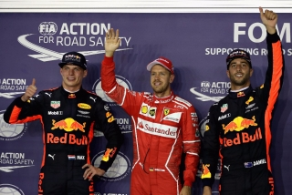 Fotos Sebastian Vettel F1 2017 Foto 93