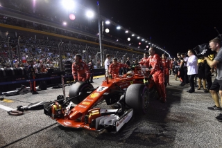 Fotos Sebastian Vettel F1 2017 Foto 94
