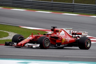 Fotos Sebastian Vettel F1 2017 Foto 103