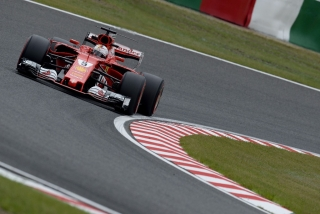 Fotos Sebastian Vettel F1 2017 Foto 105
