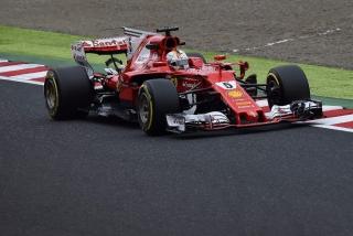 Fotos Sebastian Vettel F1 2017 Foto 106
