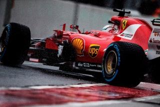 Fotos Sebastian Vettel F1 2017 Foto 107