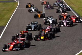 Fotos Sebastian Vettel F1 2017 Foto 112