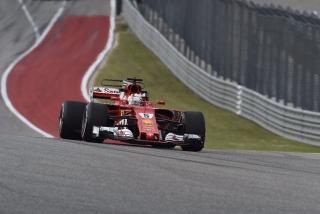 Fotos Sebastian Vettel F1 2017 Foto 114