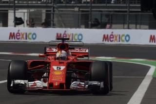 Fotos Sebastian Vettel F1 2017 Foto 118