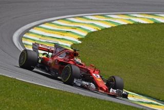 Fotos Sebastian Vettel F1 2017 Foto 120
