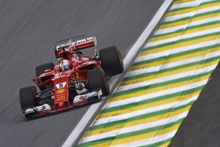 Fotos Sebastian Vettel F1 2017 Foto 122