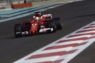 Fotos Sebastian Vettel F1 2017 Foto 129