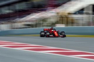 Fotos Sebastian Vettel F1 2019 Foto 5